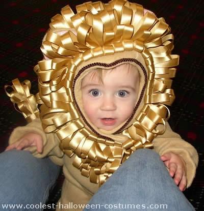 Coolest homemade lion costumes lion costume solutioingenieria Images