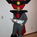 Lord Business Minifigure Costumes
