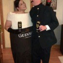 Guinness Beer Costumes
