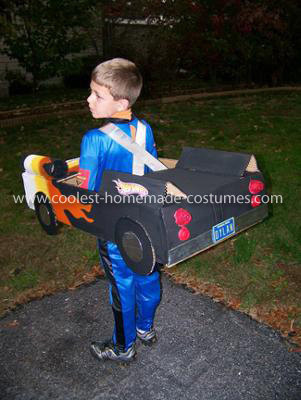 Make Your Own Car Costume