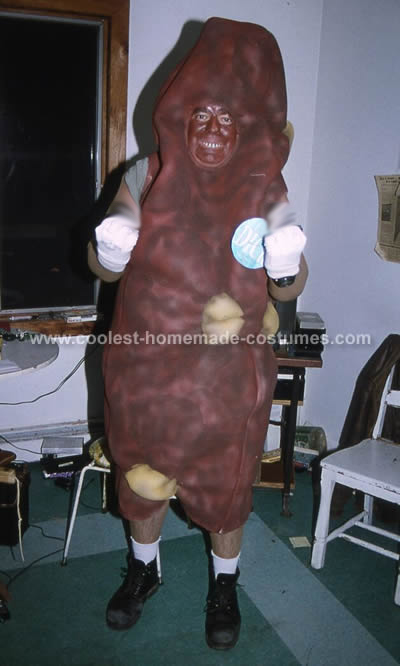 Turd Costume