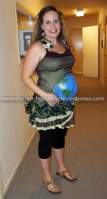 Coolest Mother Preggo Costume