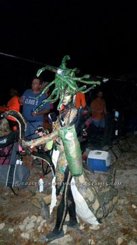 Cool Medusa Costume