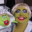 Mucinex Mascot Costumes