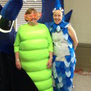 Can of Worms and Worms Costumes