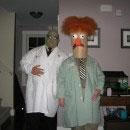 Bunsen Honeydew and Beaker Costumes