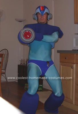 Mega Man from Nintendo