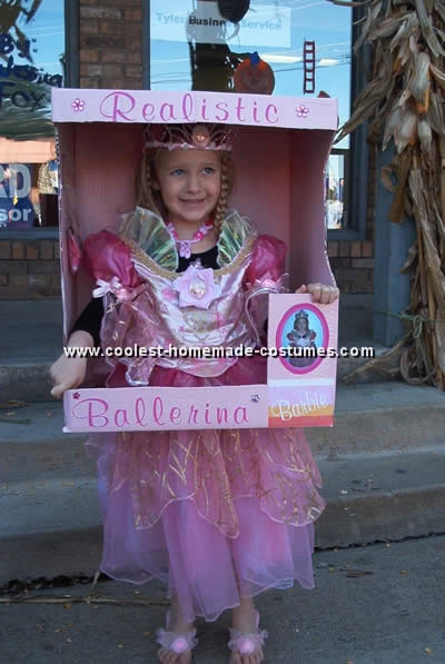 Toy or Doll in Box - Online Halloween Costume