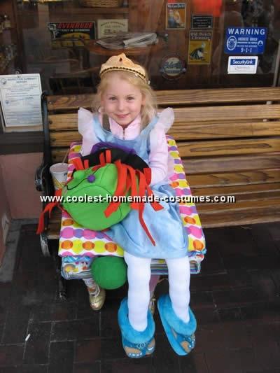 Princess and the Pea Original Halloween Costume Idea