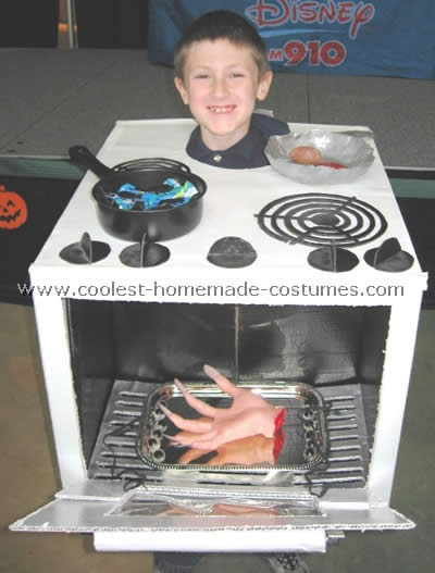 Coolest homemade oven and toaster costumes coolest homemade toaster and oven costume ideas solutioingenieria Images