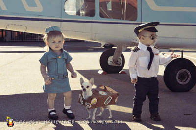 Pan Am Crew Costumes