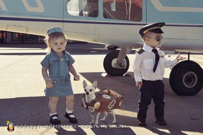 Pan Am Crew Costumes