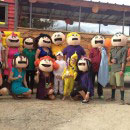 Peanuts Comic Strip Costumes