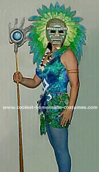 Populous The Beginning Costume