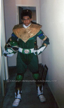 Mighty Morphin Power Rangers Group Costume