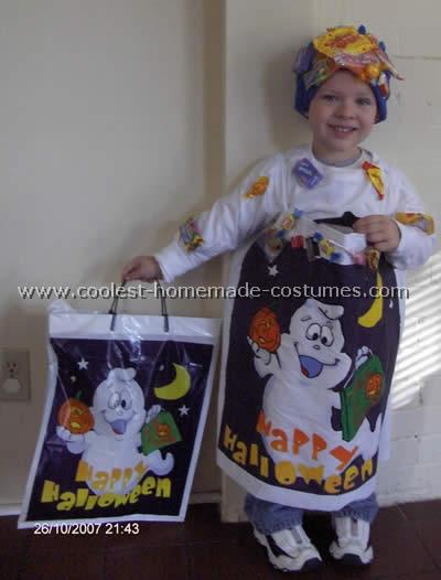 Trick or Treat Bag Costume