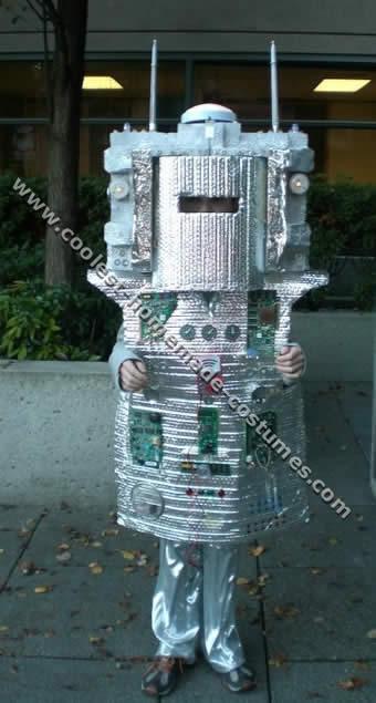 Robot Costume