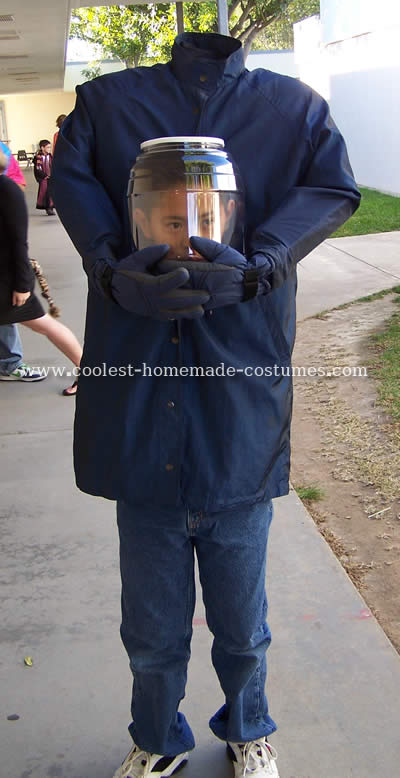 Coolest homemade scary halloween costume ideas for Easy halloween costume ideas for boys