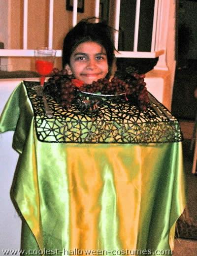 Scary Halloween Costumes - Head on Platter