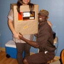 UPS Delivery Man Costumes