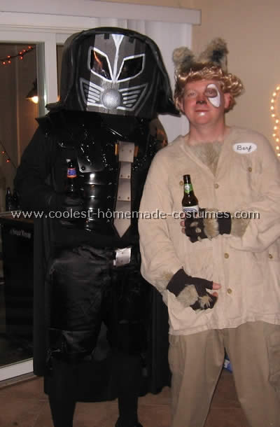 25 Hilarious Homemade Spaceballs Costumes For All Ages