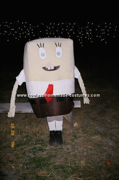 coolest homemade spongebob costume ideas