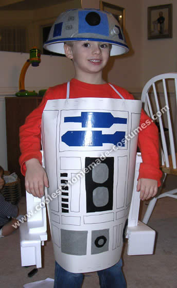R2d2 And C3po Costumes Coolest Homemad...