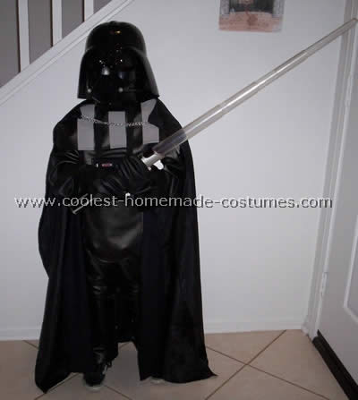 Coolest Homemade Darth Vader Costume Ideas
