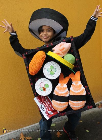 Sushi Tray Costume