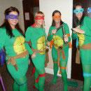 Turtle Costumes