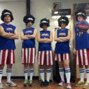 Basketball Costumes