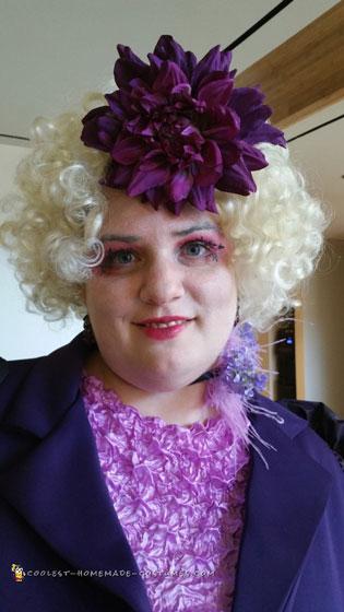 Cool Effie Trinket Homemade Costume
