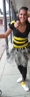 Bumble Bee Halloween Costume