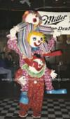 Crazy Clowns Costume