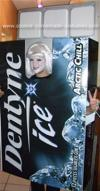 Homemade Dentyne Ice Halloween Costume