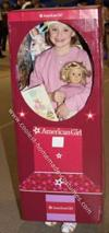 American Girl Doll Kit Kittredge in the AG Box