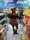 Homemade Drunken Pirate Costume