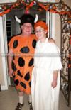 Coolest Fred and Wilma Flintstone Couples Costume