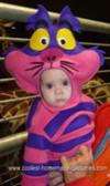 Homemade Cheshire Cat Halloween Costume