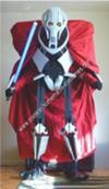 Homemade General Grievous Halloween Costume Idea