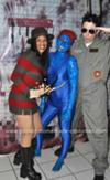 Homemade  X MEN Mystique DIY Costume