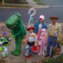 Toy Story Groups Costumes