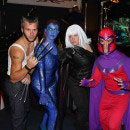 X-Men Couples and Groups Costumes